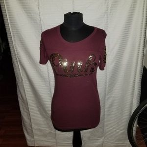 Victoria's Secret Pink Tshirt Size Small